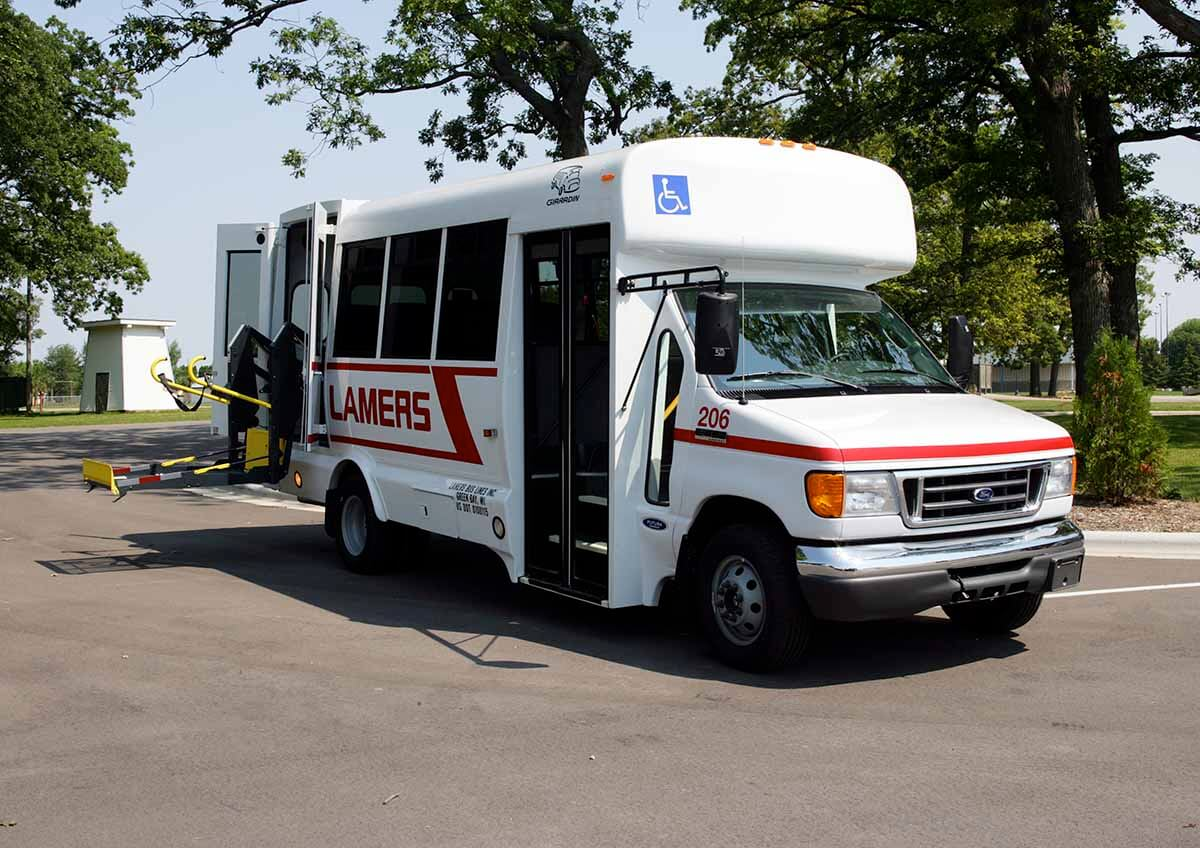 Lamers Bus Lines, Inc. medical transportation