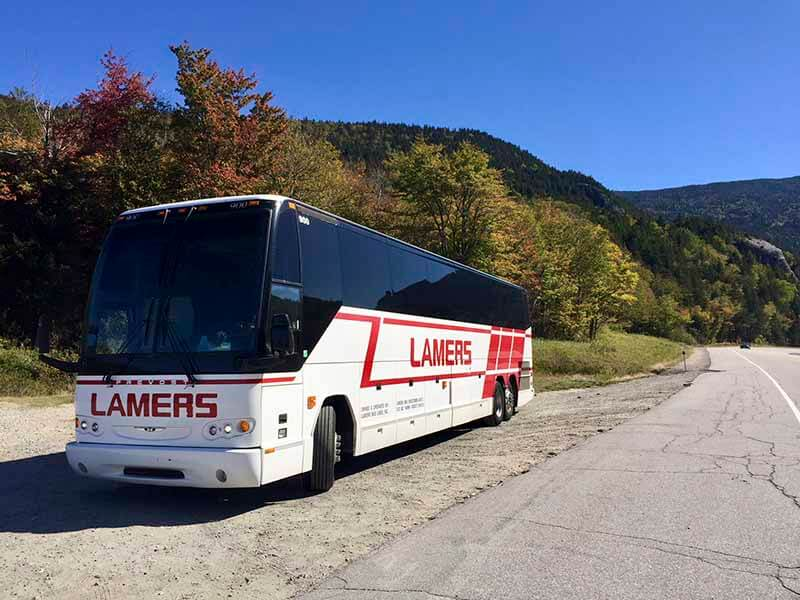 Lamers Bus Lines, Inc. motor coach