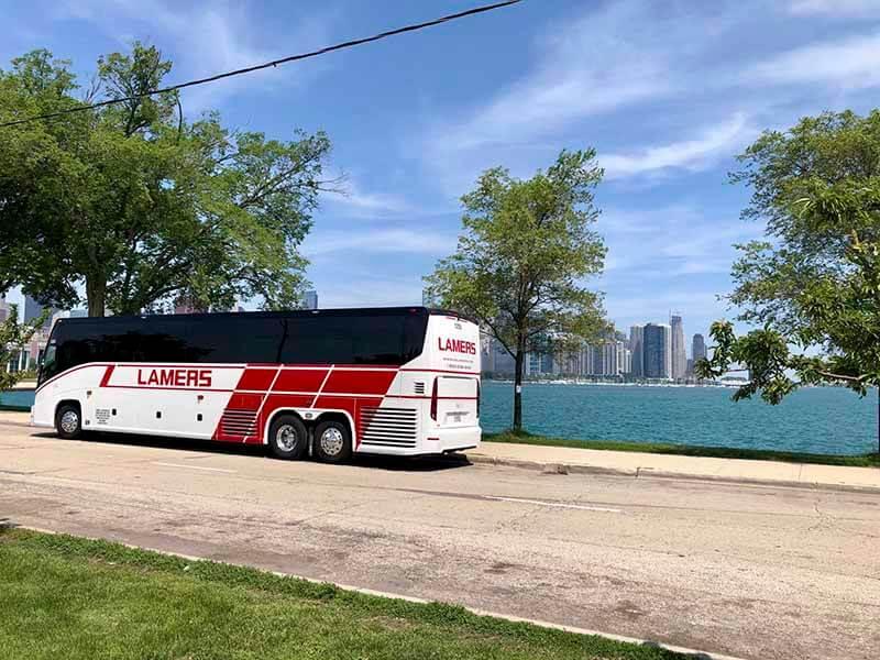 Lamers Bus Lines, Inc. motor coach