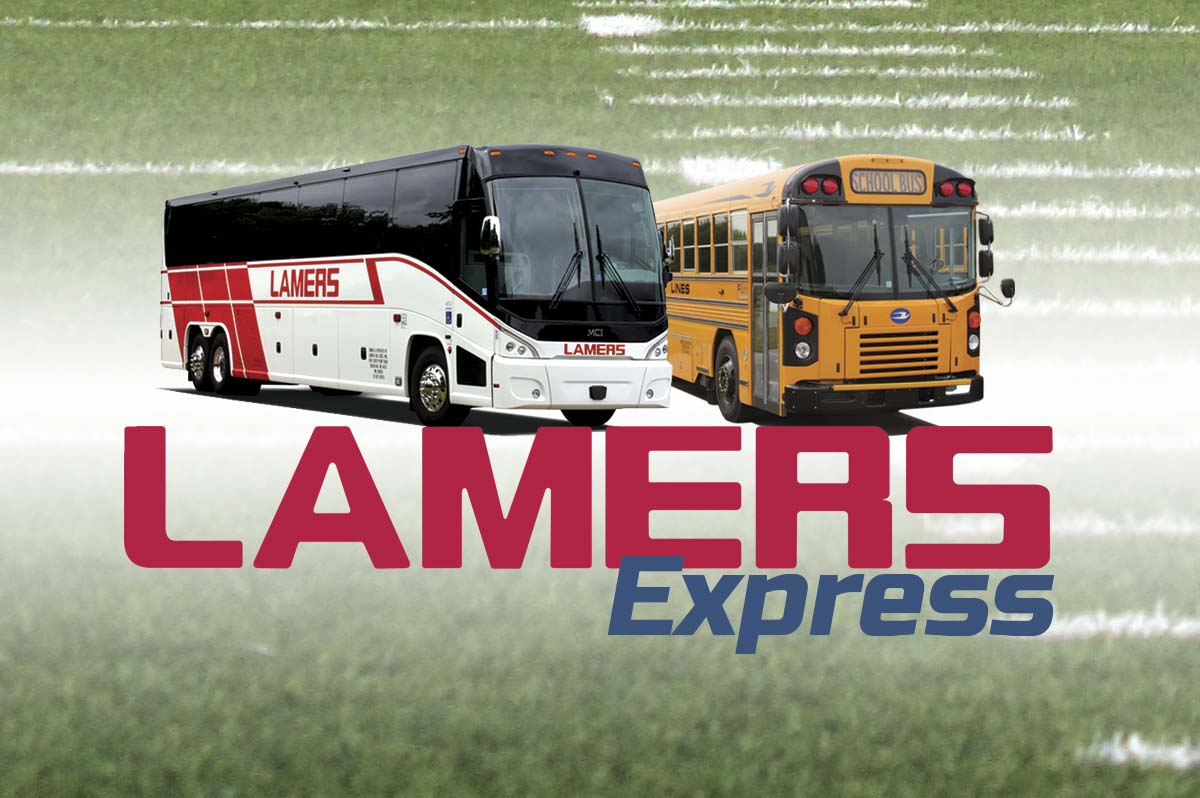 Lamers Express Game Day Routes