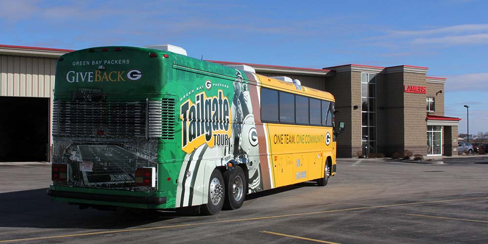 Packers Tailgate Tour Starts Tomorrow!