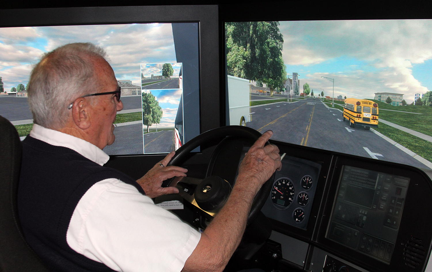 Open Interviews and Driving Simulator event Feb. 8 from 8 am. to 2 p.m. in Wisconsin Rapids