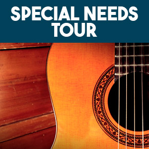 Special Needs Tour: Clauson's Fall Spectacular Music Show