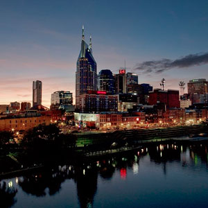 Nashville, Music City
