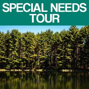 Special Needs Tour: Waupaca Chain O'Lakes Cruise